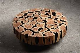 organic wood sculpture organic tree trunks converted into wondrous wood by jae hyo