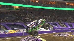 monster truck videos please monster truck show bridgeport ct 2014 youtube