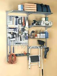 garage wall storage system garage wall storage system and tool