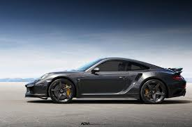 widebody porsche 911 porsche 911 turbo s topcar stinger adv5 m v2 sl liquid smoke