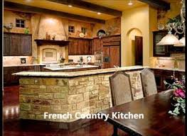 Contemporary Country Style - kitchen contemporary country style kitchen design brown wood