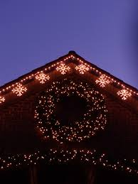 Fixing Christmas Lights String by Led Snowflake Christmas Lights Christmas Lights Decoration