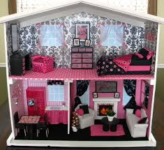 Free Woodworking Plans For Doll Furniture by Best 25 Homemade Barbie House Ideas On Pinterest Barbie House