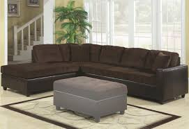 living room recliner sectional affordable couches microfiber