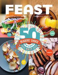 August 2017 Feast Magazine by Feast Magazine issuu