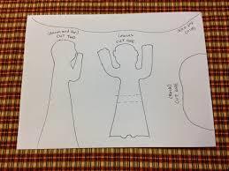 children u0027s bible lessons lesson moses u0027 heavy hands