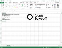 otk 1 06 exporting the worksheet tab to excel on center