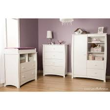 south shore beehive 2 drawer espresso changing table 3619330 the