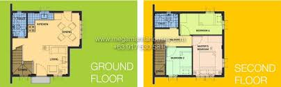 Camella Homes Drina Floor Plan Carmela Of Camella Tanza U2013 House And Lot For Sale In Tanza Cavite