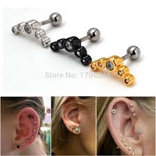 cartilage earrings men cheap small cartilage studs find small cartilage studs deals on