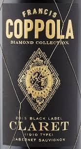 francis coppola claret francis ford coppola diamond collection claret 2014 expert wine