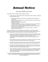 annual notices district of west salem