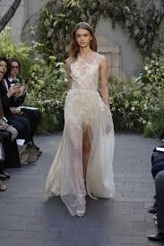 monique lhuillier bridal spring 2017 style to the aisle magazine