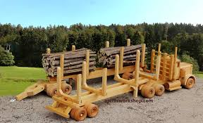 Plans For Wood Toy Trucks by Toy Makers From All Over The World 2014