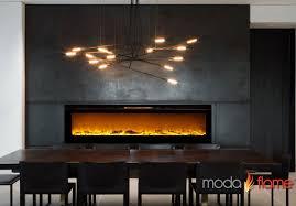 in wall fireplace binhminh decoration