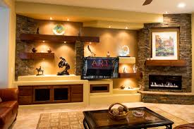 Entertainment Center Design by Drywall Entertainment Center 8507