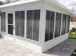 Outdoor Screen House by Screen Rooms And Porch Enclosures Statwood Home Improvements