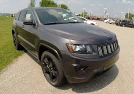 jeep laredo blacked out 2014 jeep grand cherokee altitude edition for sale