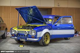 the double up ford escort speedhunters