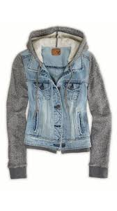 best 25 jean jacket hoodie ideas on pinterest denim jacket with