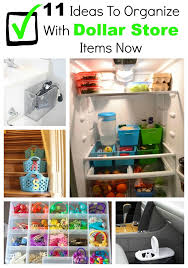 dollar tree hacks 11 ideas to organize with dollar store items now our family world