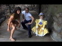tarzan jane meeting guests disney u0027s animal kingdom walt