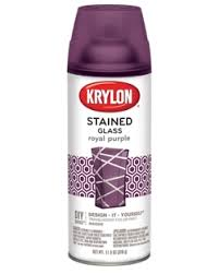stained glass paint krylon