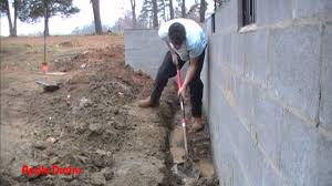 Best Way To Waterproof Your Basement by Waterproofing How To Waterproof Your Foundation Youtube