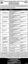 It Support Manager Infrastructure Development Authority Punjab Jobs 2017 Idap Lahore