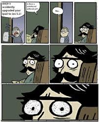 Dad Comic Meme - stare dad meme best 28 images stare dad by mwennya meme center