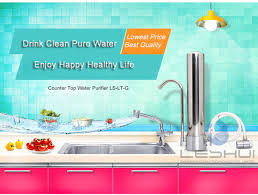 Water Filter Faucet Stainless Steel Home Water Purifying Machine Drinking Water Faucet Stainless Steel
