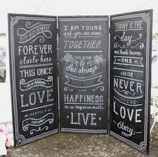 wedding backdrop measurements best 25 wedding chalkboard backdrop ideas on diy