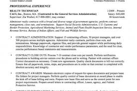 Usa Jobs Resume Tips Sample Cover Letter For Federal Job