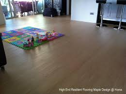 laminate flooring vs high end resilient flooring herf evorich