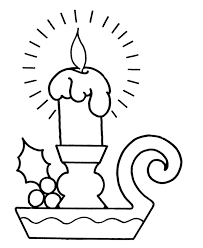 candle coloring sheet 1000 images candles colouring pages