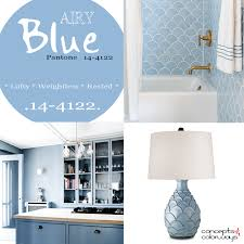 pantone airy blue color trends pantone and blue colors