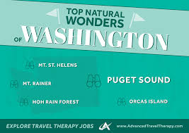 Washington travelling jobs images Top natural wonders in washington state travel therapy jobs in wa jpg
