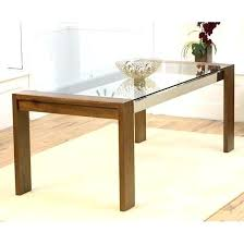glass top dining room table glass top dining room table modern glass dining room tables classy