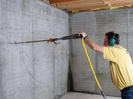 Basement Foundation Repair Methods by Repairing Straightening Tilting Foundation Walls In Jacksonville