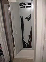 in wall gun cabinet wall gun safe reviews