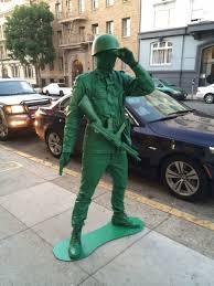 Army Men Halloween Costume Eric Bieller