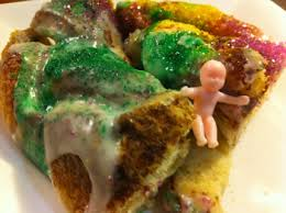 mardi gras king cake baby mississippi foods photo album mardi gras king cake with