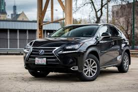 lexus nx vs acura 2017 lexus nx 300h our review cars com