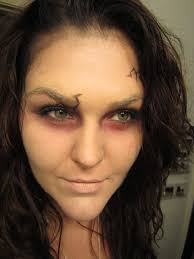 beautiful sunken eyes makeup halloween gallery halloween ideas