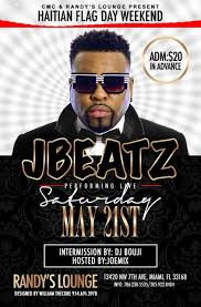 Happy Haitian Flag Day Jbeatz Haitian Flag Day Weekend Randys Restaurant U0026 Lounge