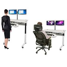 Sit To Stand Desk Power Lift Sit To Stand Desk System