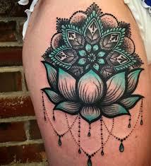 mandala tattoo zum aufkleben 1001 ideen für mandala tattoo für männer und frauen