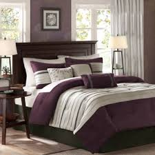 Plum Bedding And Curtain Sets Buy Purple Bedding Sets From Bed Bath U0026 Beyond