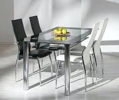 table de cuisine en verre trempé table de cuisine en verre table a manger verre table de cuisine