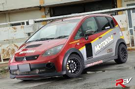 mitsubishi ralliart colt red mitsubishi colt ralliart version r